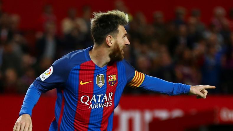 Sein oder Nichtsein: Messi will den Vertrag mit Barca nicht verlängern