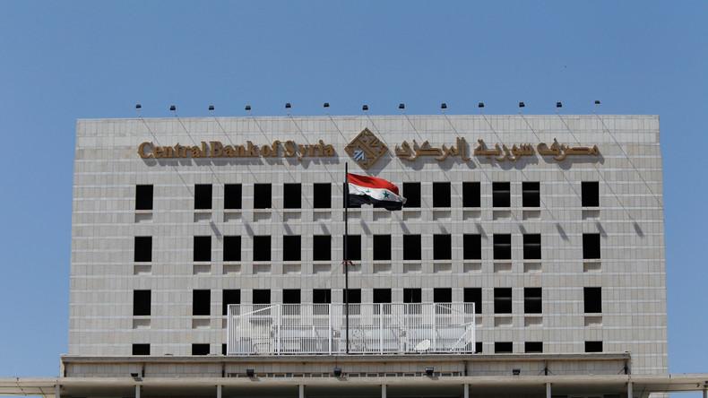 EU verhängt Sanktionen gegen 17 Minister und Chef der Zentralbank Syriens