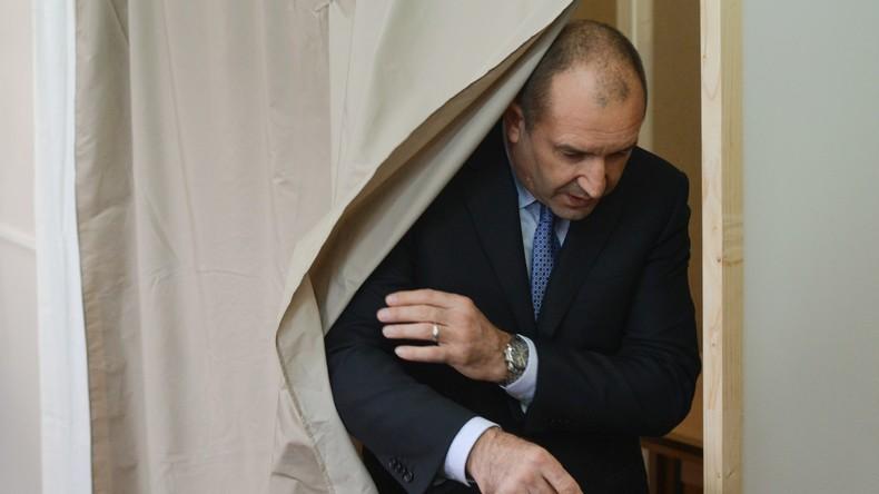 Stichwahl in Bulgarien: Sozialist Rumen Radew ist neuer Präsident