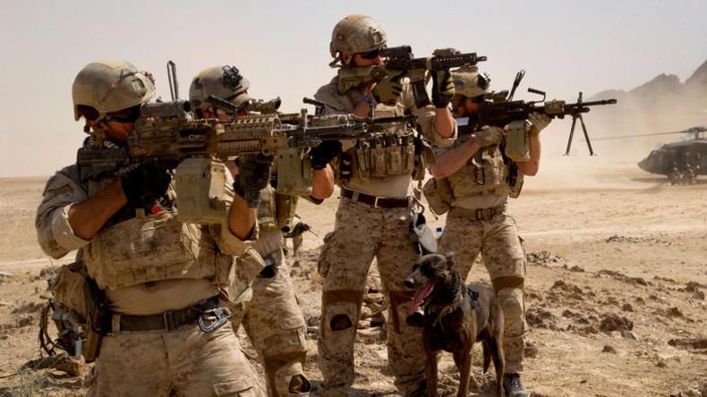 """""""Gewalt am Arbeitsplatz"""": Jordanischer Infanterist tötet drei US-Sondereinsatzkräfte - CIA schweigt"""