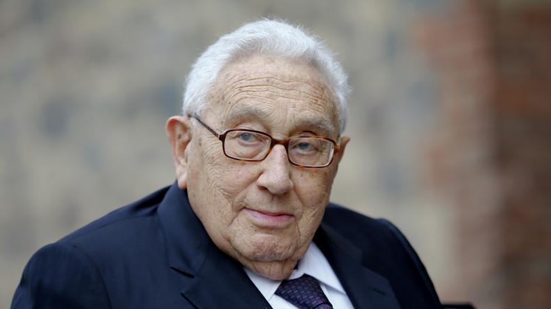"""Der ewige Vigilanti – Henry Kissinger im Interview mit """"The Atlantic"""" über die Zukunft mit Trump"""