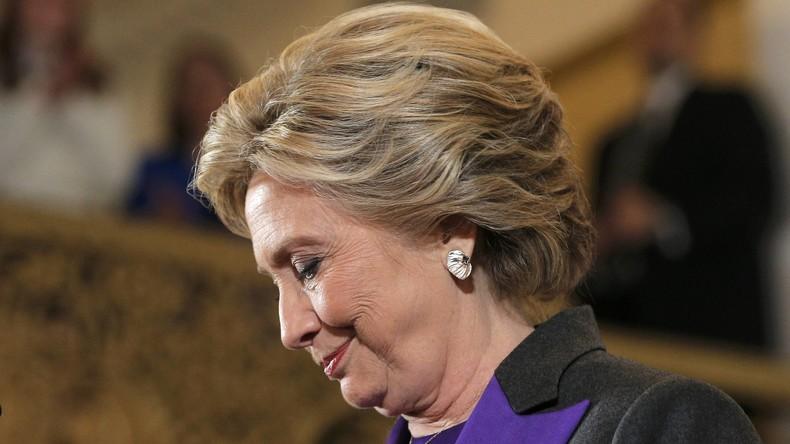 US-Kongress: Ermittlungen gegen Hillary Clinton werden fortgesetzt