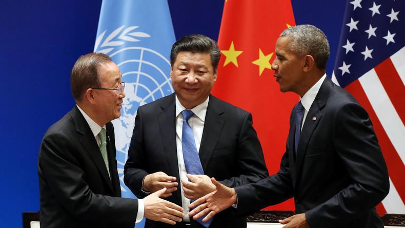 """Was bleibt von Obamas """"Pivot to Asia"""" nach den Wahlen? Die Alliierten wenden sich ab"""