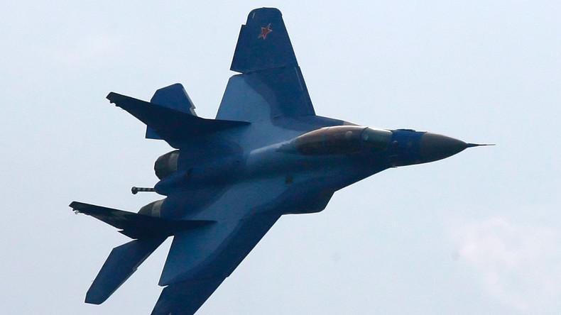 MiG-29K-Kampfjet der russischen Flugzeugträger-Kampfgruppe im Mittelmeer abgestürzt