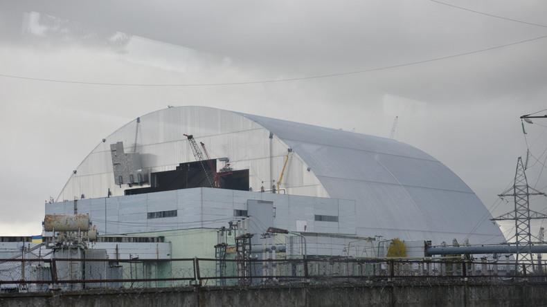 AKW Tschernobyl bekommt neue Schutzhülle