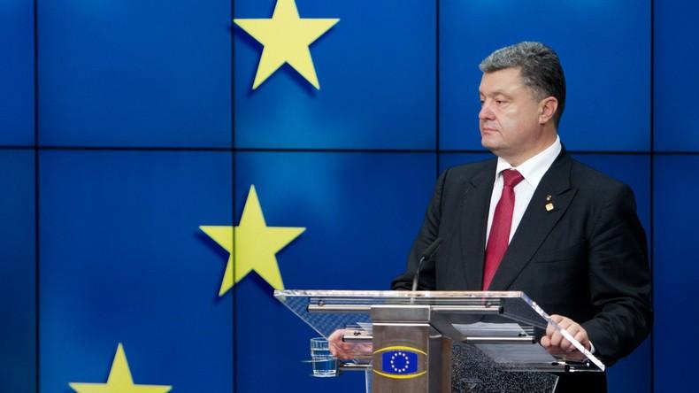 Deutschland, Frankreich und Belgien blockieren visafreies Reisen für die Ukraine - Diplomat
