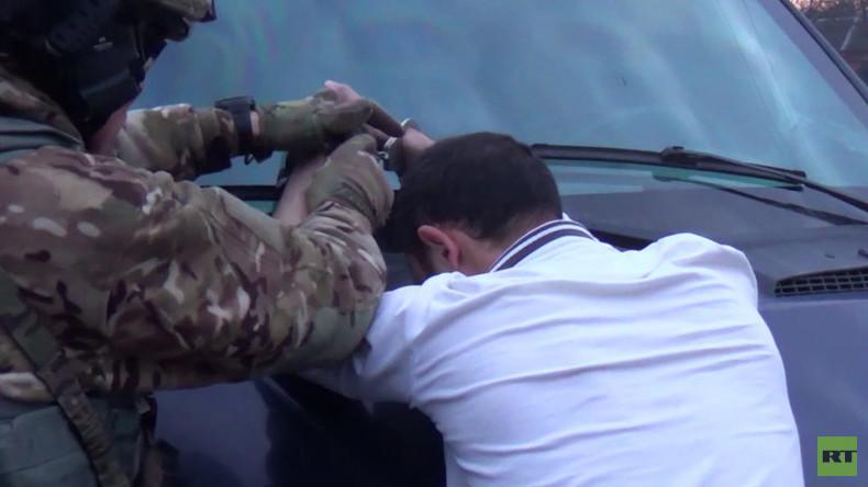 Neue Terroranschläge in Moskau und Republik Inguschetien vereitelt
