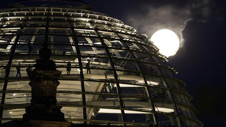 Größter Supermond seit 68 Jahren geht über Berlin auf [VIDEO]