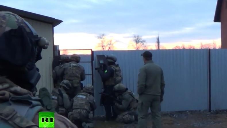 Russland: Terroranschläge in Moskau und Sankt Petersburg vereitelt - FSB nimmt 15 IS-Mitglieder fest