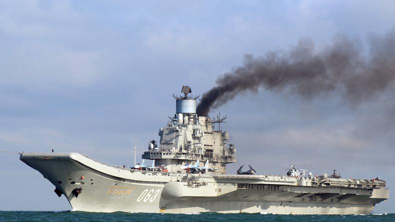 Russische Kampfgruppe beginnt Syrien-Großeinsatz – Russisches Verteidigungsministerium