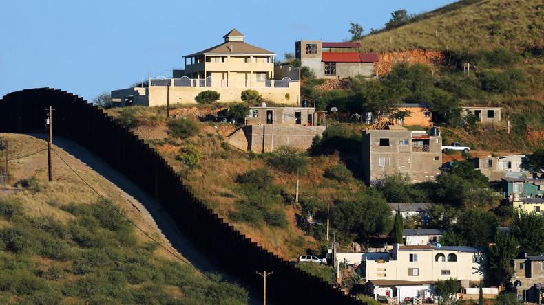 Mauer für Mauer, Zaun für Zaun: So grenzt sich die Welt ab