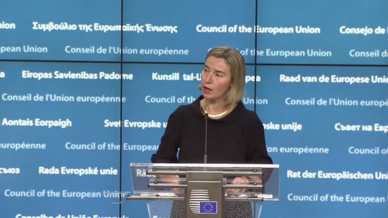 Live: EU-Rat gibt Pressekonferenz zur Zusammenarbeit mit der NATO und EU-Militäroperationen