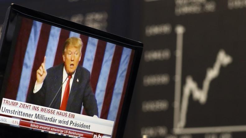 Trump – Über Erschütterungen im deutschen Establishment