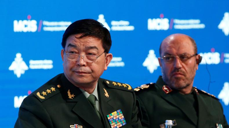Iran und China unterzeichnen Verteidigungsvereinbarung