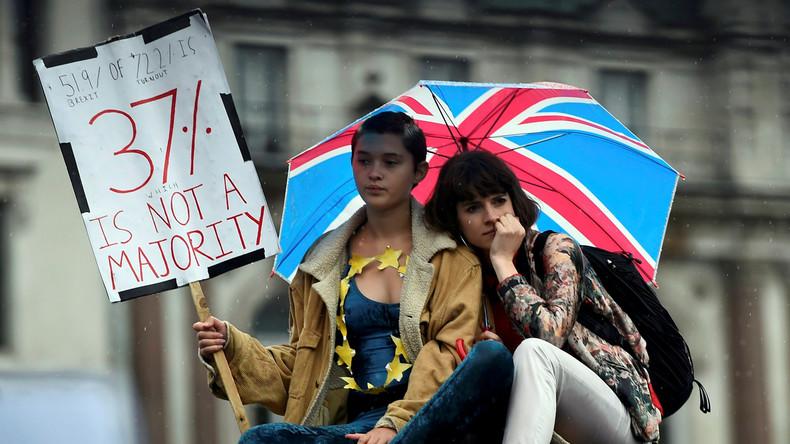 Exit aus dem Brexit - Wie der europäische Mainstream das Votum der Briten für nichtig erklären will