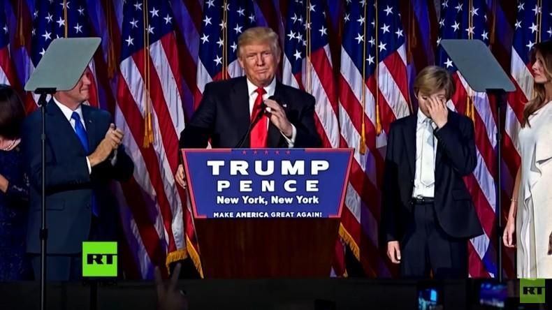 Nachgehakt: 23 Stars hatten angekündigt auszuwandern, sollte Trump Präsident werden