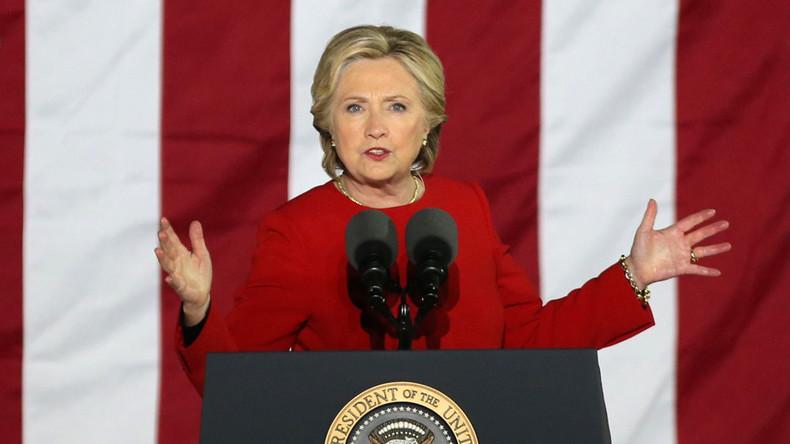 """""""Abgehobene"""" Clinton für Wahlniederlage selbst verantwortlich"""