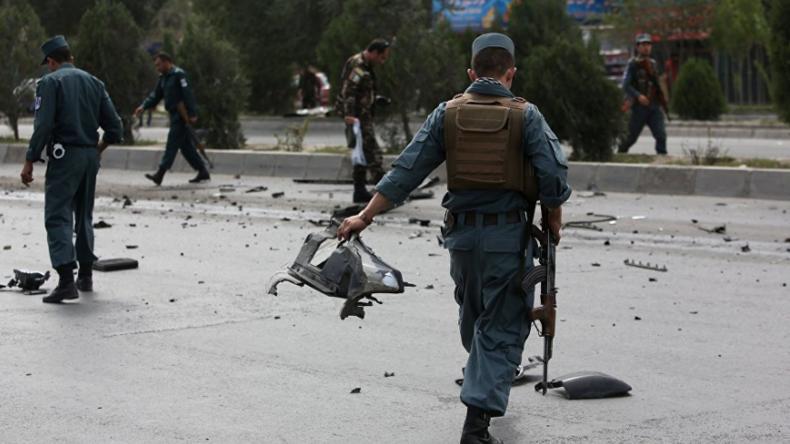 Afghanistan: Selbstmordanschlag in Kabul - vier Tote, elf Verletzte