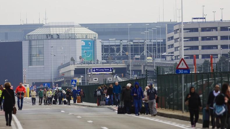 Explosionen am Flughafen und U-Bahn in Brüssel - Über 30 Tote - Weitere Bombenfunde