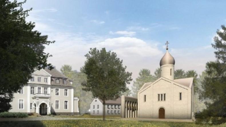 Merkels Vater leistete Hilfe bei Eröffnung orthodoxen Klosters in Deutschland