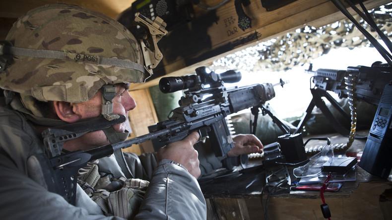 Illegal und spottbillig: Litauen verkauft seltene Gewehre aus US-Militärhilfslieferungen