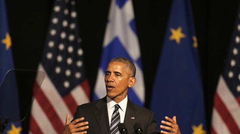 Obamas Besuch in Athen – wirklich nur der Schulden wegen?