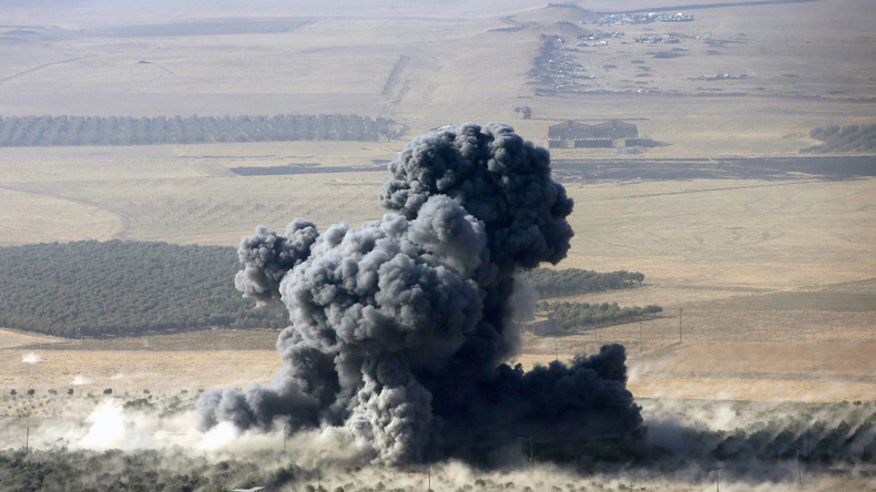 Pentagon: Einer der IS-Hauptmänner in Rakka getötet