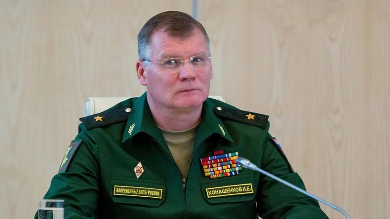 """Mindestens 30 al-Nusra-Kämpfer beim Einsatz von """"Admiral Kusnezow"""" liquidiert"""