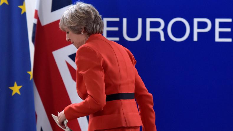 EU-Kommission: Brexit wird Großbritannien bis zu 65 Milliarden Euro kosten