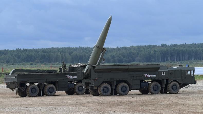 """Armeniens Präsident: """"Russische Iskander-Raketen werden für regionale Stabilität sorgen"""""""