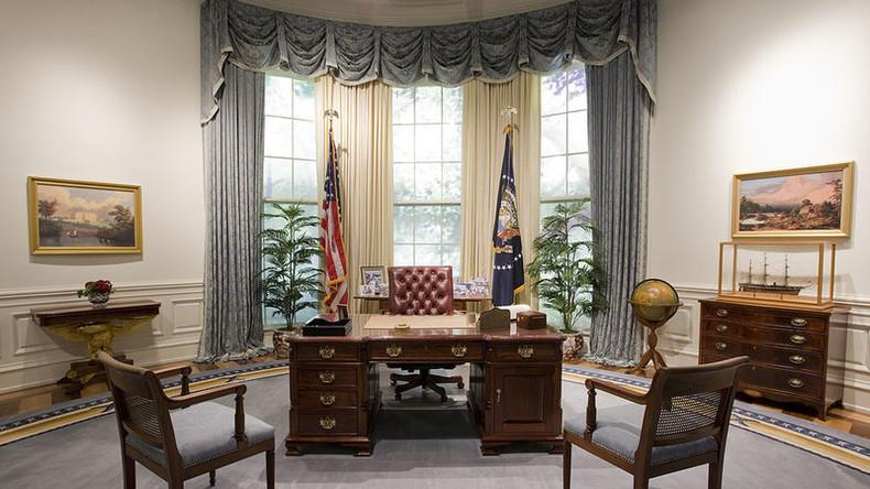 Medienberichte: Trump wird nicht ins Oval Office gelassen