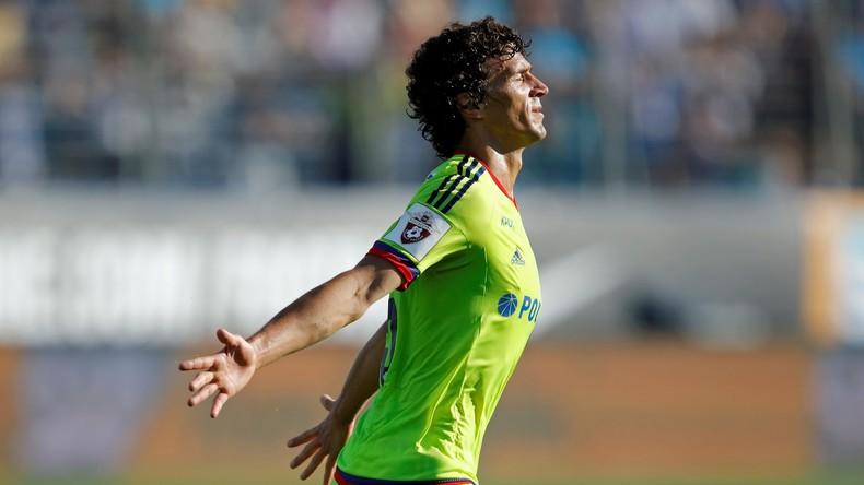 UEFA: ZSKA-Moskau-Spieler Eremenko wegen positiven Kokain-Tests gesperrt