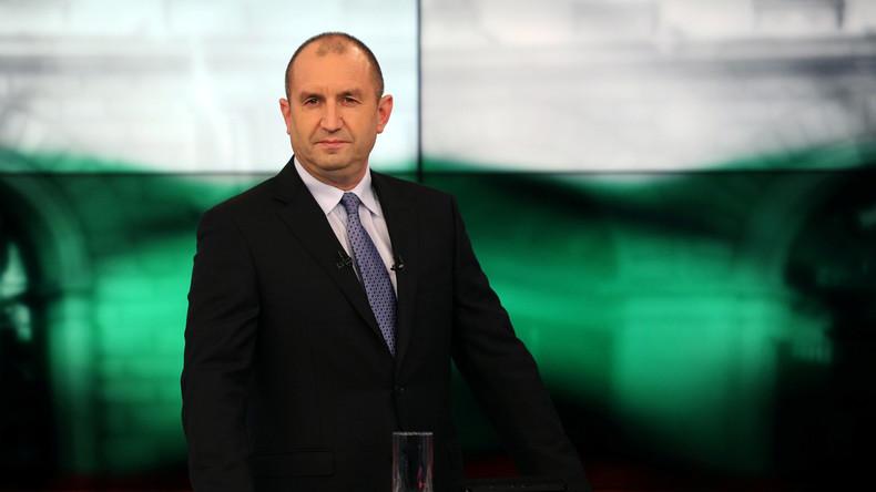 """Interview: """"Neuer Präsident Bulgariens will pragmatische Beziehungen zu Russland """""""