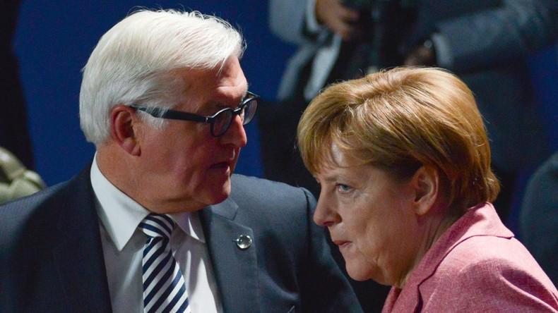 Deutscher Imperialismus nach US-Wahlen  - Ein Platz an der Sonne für Berlin und Brüssel