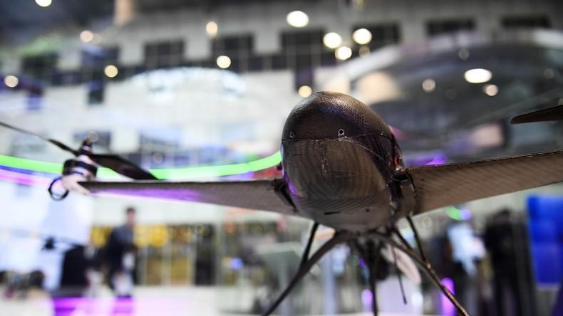 Israelischer Minister schenkt Russland US-Drohne im Wert von 50.000 Dollar