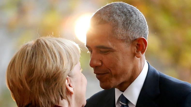 """""""Noch nie so viel Wohlstand und Sicherheit in Europa"""" – Obama im Interview mit ARD und Spiegel"""