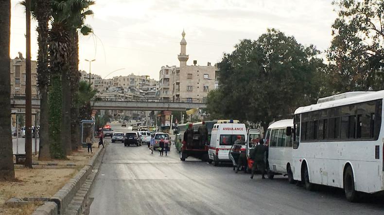 Aleppo: Extremisten eröffnen Feuer auf Protestierende