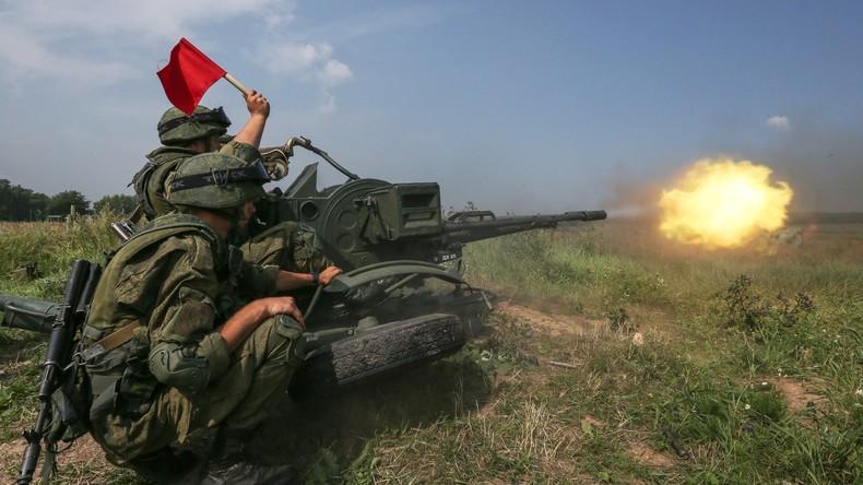 Jahrestag der Gegenoffensive bei Stalingrad: Russlands Verteidigungsministerium zeigt Raketen