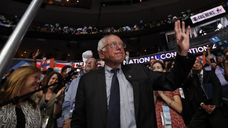 Ex-Präsidentschaftskandidat Bernie Sanders will Donald Trump im Kampf gegen Konzerne helfen