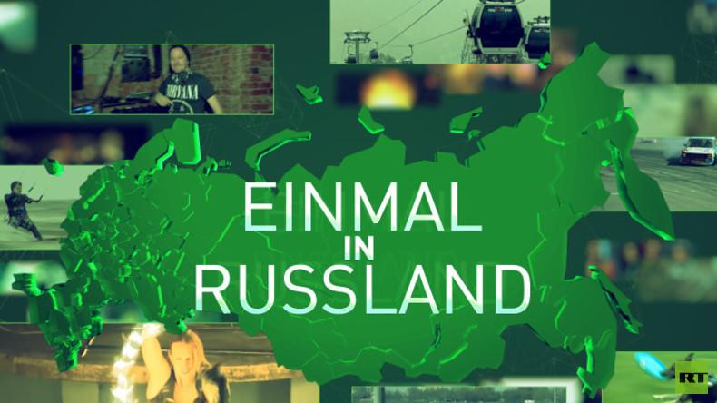 Einmal in Russland: Driften - Schnelle Autos und quietschende Reifen in Moskau