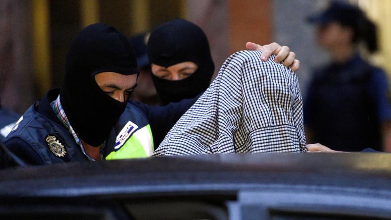 Spanien: Polizei nimmt zwei Dschihadisten aus Marokko fest