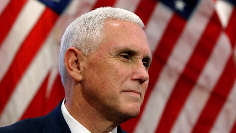 US-Vizepräsident Mike Pence – ein christlicher Theokrat im Wartestand?