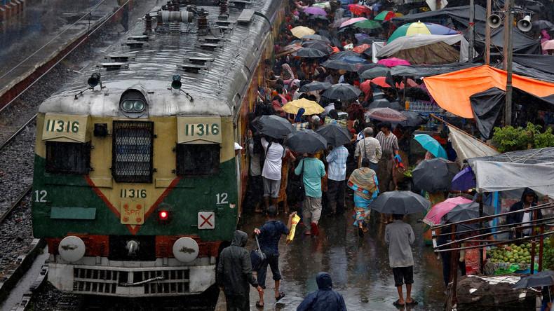 91 Menschen sterben bei Zugunglück in Indien