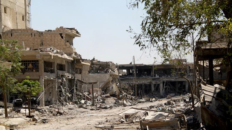 Extremisten beschießen Wohnviertel in Aleppo: Mindestens 10 Zivilisten tot