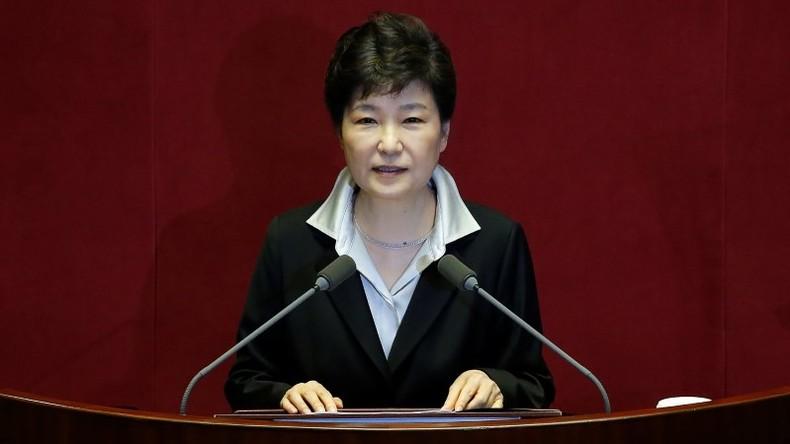Südkorea: Generalstaatsanwaltschaft verdächtigt Staatschefin der Korruption