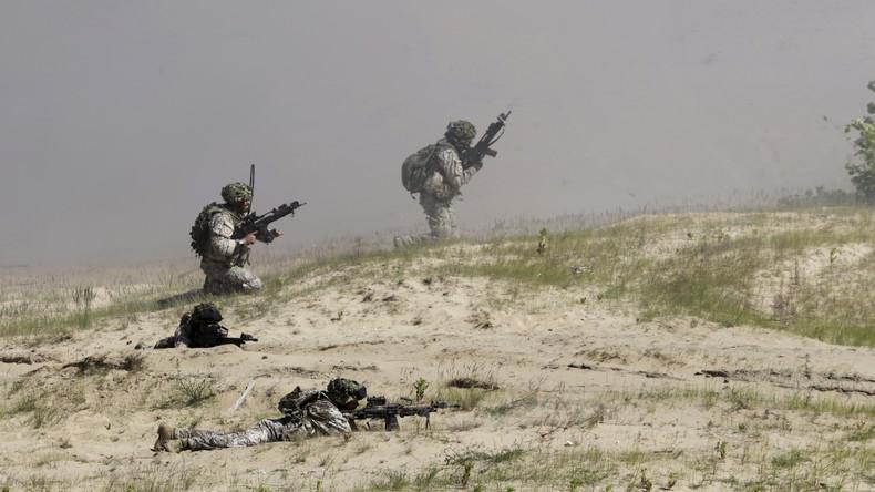 "Litauen: 4.000 NATO-Militärs beteiligen sich an dem Manöver ""Iron Sword 2016"""