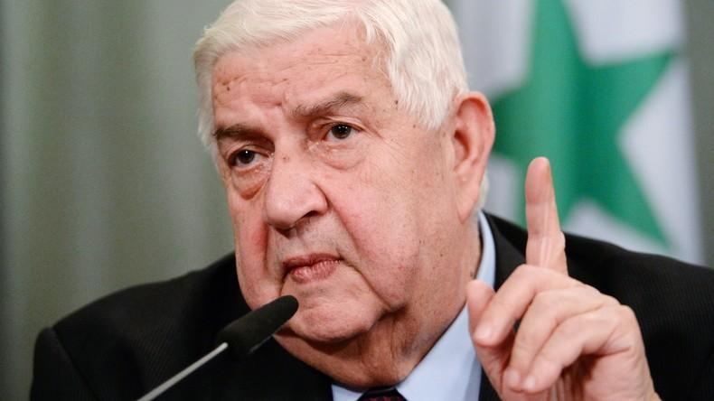 Syrien: Regierung in Damaskus lehnt Autonomie für Ostaleppo ab