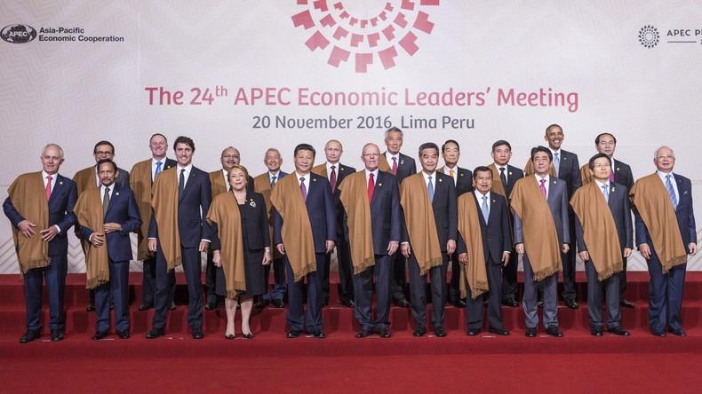 Deklaration: APEC-Länder wollen Energieverbrauch um 45 Prozent bis 2035 senken