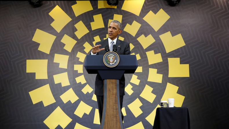 Obama: Die USA sind ein unersetzbares Land