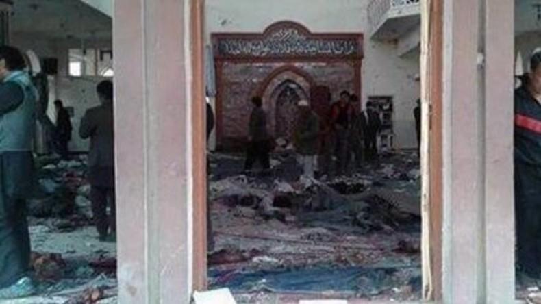 Afghanistan: Zwei Explosionen in Kabul, mehrere Tote und Verletzte